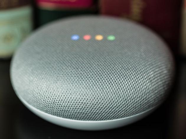 谷歌 Home Mini