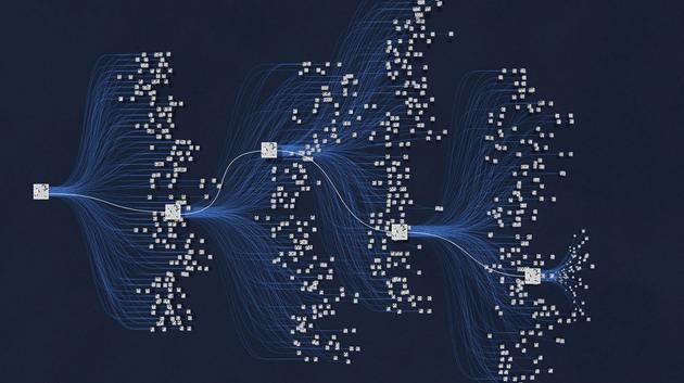 围棋中各种变数的数量,甚至超过了宇宙中原子的数量