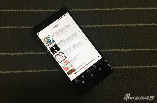 Sonos One应用界面