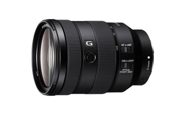 全画幅索尼G镜头FE 24-105mm F4 G OSS