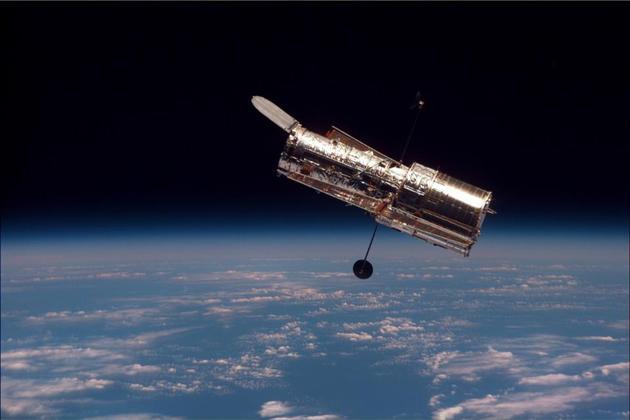 哈勃太空望远镜,被认为是人类历史上最伟大的望远镜之一。