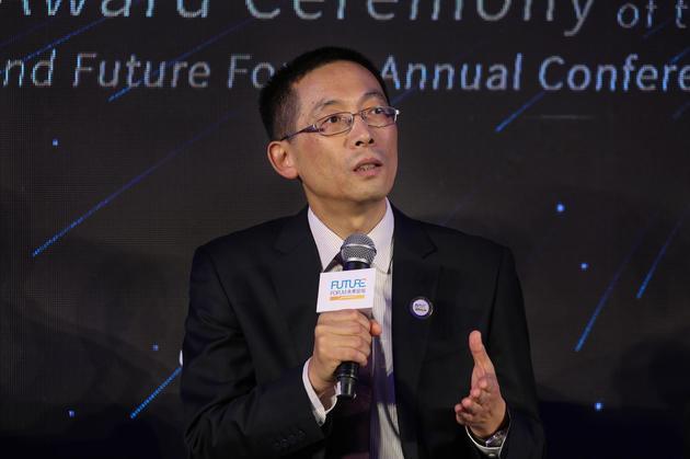 清华大学副校长,中国科学院院士,2017年未来科学大奖-生命科学奖获奖者施一公