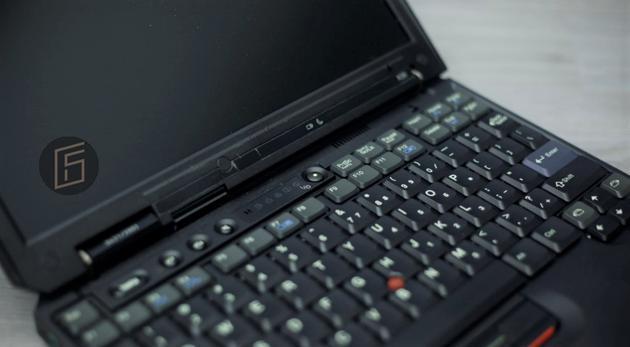 1992年10月,第一台ThinkPad――700C诞生(图片来源网络)