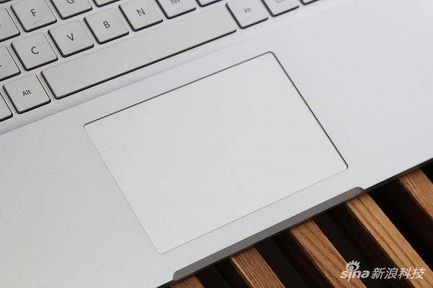 主流笔记本电脑的触控板