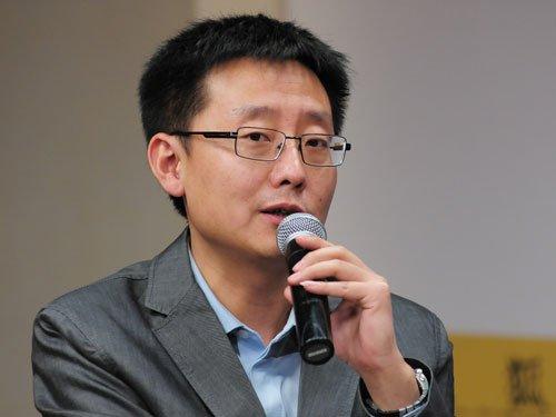 原百度无线总经理岳国峰(资料图)