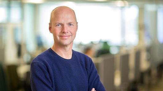 """硅谷""""飞行汽车""""初创公司Kitty Hawk CEO塞巴斯蒂安・特隆"""
