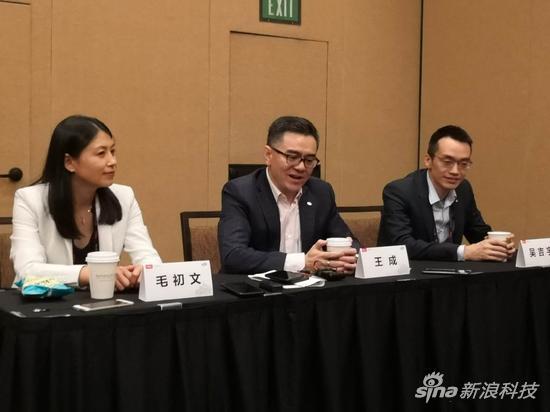 TCL多媒体CEO王成