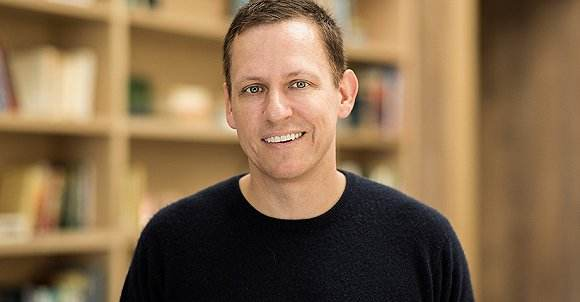 彼得・蒂尔(Peter Thiel)