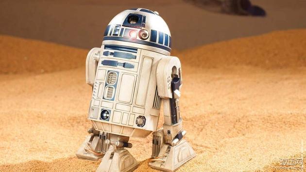 《星球大战》中的著名机器人R2-D2