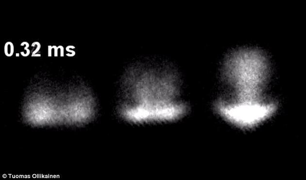 这项新研究由美国安默斯特学院和芬兰阿尔托大学的科学家合作完成。研究团队在极端低温的量子态气体中合成了一个三维的斯格米子。