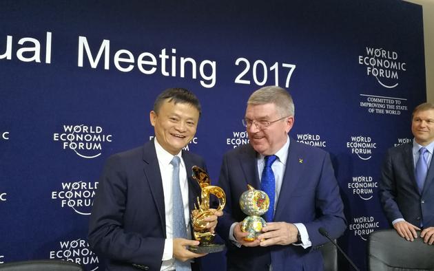 2017年1月,阿里巴巴加入奥林匹克全球合作伙伴(top)赞助计划