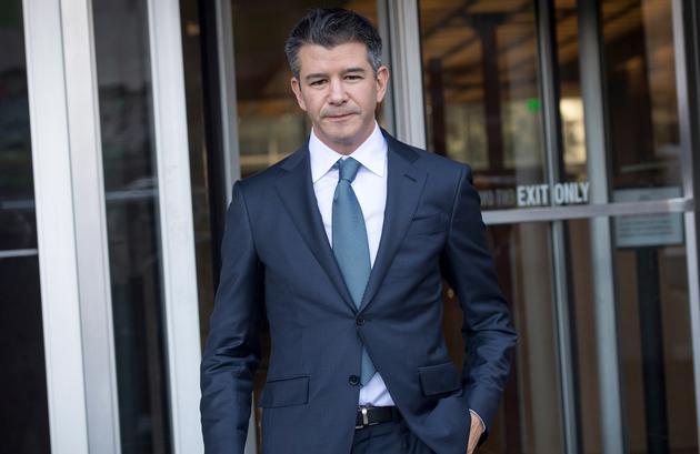 Uber前CEO特拉维斯・卡兰尼克