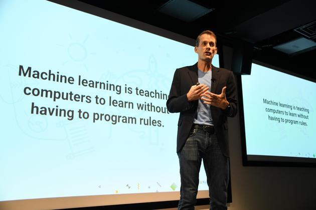 谷歌 Brain 负责人Jeff Dean