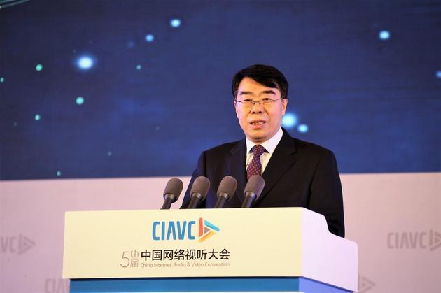 国家新闻出版广电总局党组成员、副局长田进
