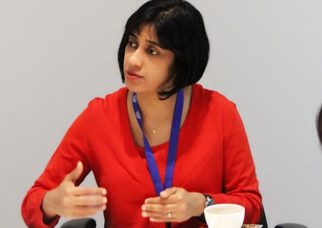 INTEL客户端与物联网商业和系统架构事业部副总裁兼标准与下一代技术团队总经理Asha Keddy