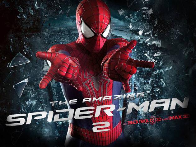 索尼出品的《超凡蜘蛛侠2》