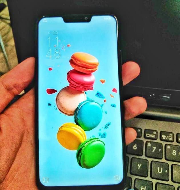 在Twitter上被曝光的华硕[ASUS]ZenFone 5