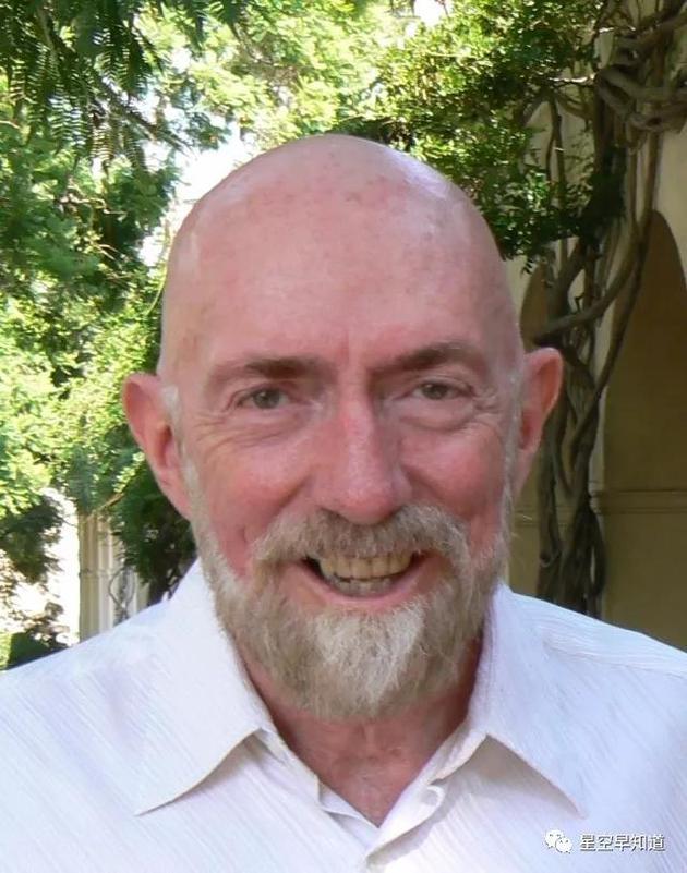 刚刚获得诺贝尔物理学奖的加州理工学院教授基普・索恩就,他还是《星际穿越》的科学顾问