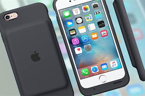 iPhone智能电池保护壳