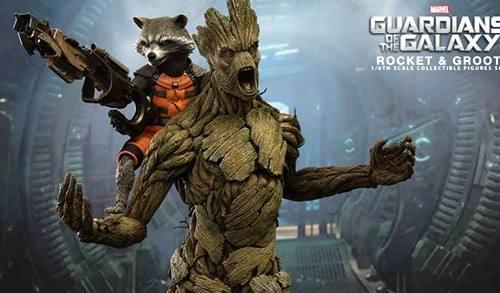 """《银河护卫队》将这种进化趋势推向了极端,其中包括剧情中的""""格鲁特(Groot)"""",这是一种类人生物,他是从植物形式进化而来。"""