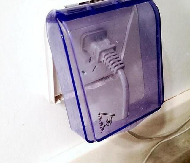 插座防水盖