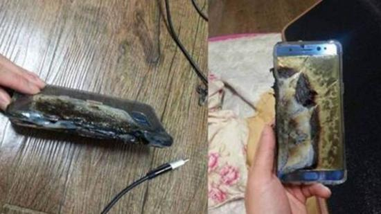 Note 7爆炸图片