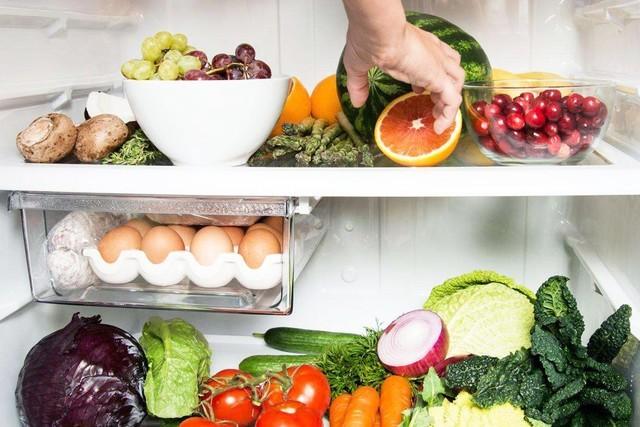 冰箱内食材的填充不宜过满