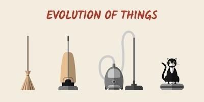 地面清洁工具的进化