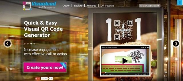 阿里收购初创企业Visualead纳入达摩院(图片来自visualead)