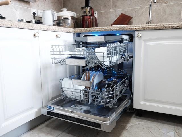 西门子SN578S06TC全自动洗碗机