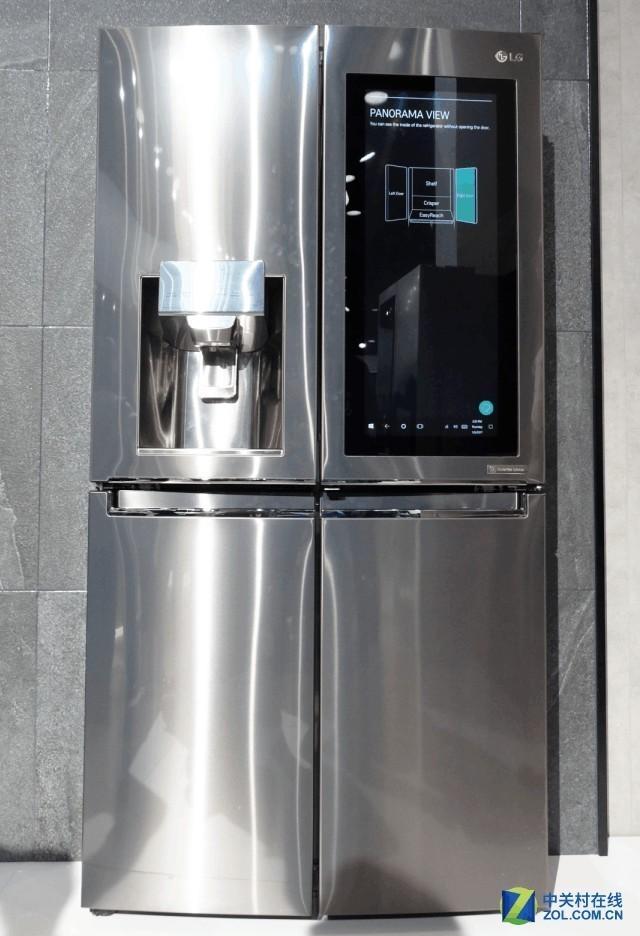 LG Smart InstaView智能冰箱
